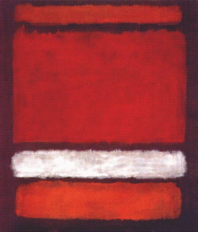 Потенциал цвета и формы. Марк Ротко