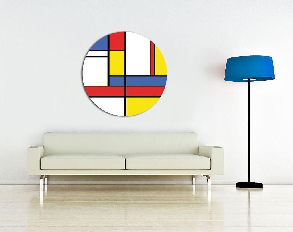 Предметы декора - часы. Неопластицизм. История возникновения абстрактного искусства || proBauhaus.ru