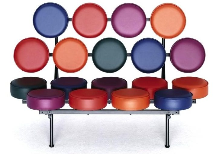 Marshmallow sofa. Символ эпохи 60-х | proBauhaus.ru