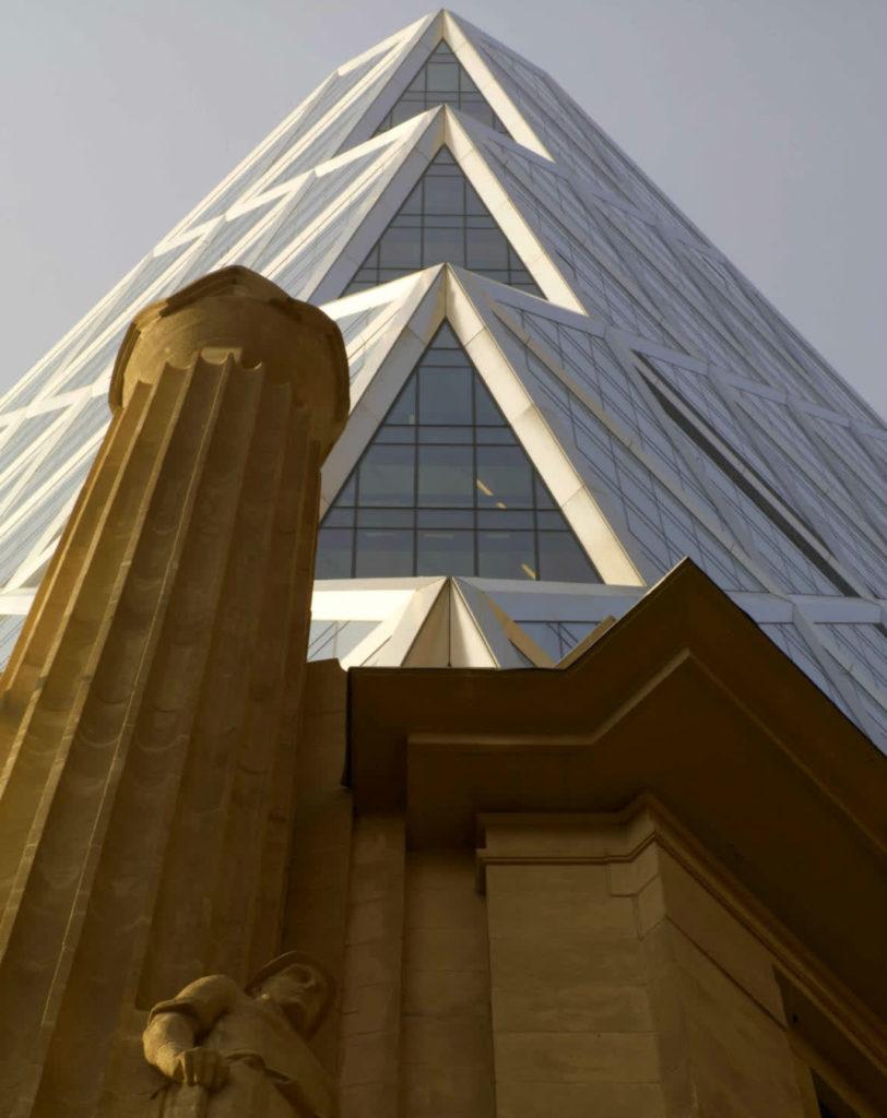 Вторая жизнь Hearst Tower