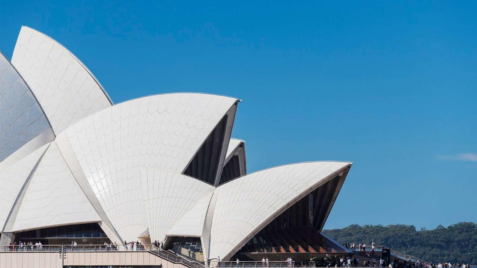 Сердце культурной жизни. Сиднейский оперный театр | proBauhaus.ru