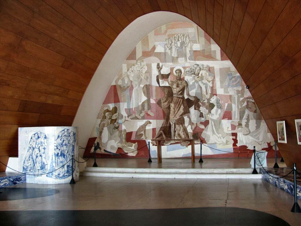 Церковь Сан-Франсиска, комплекс Пампулье от Оскара Нимейера | probauhaus.ru