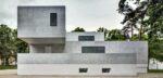 Дома мастеров Bauhaus от Вальтера Гропиуса