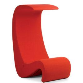 Amoebe chair by Verner Panton
