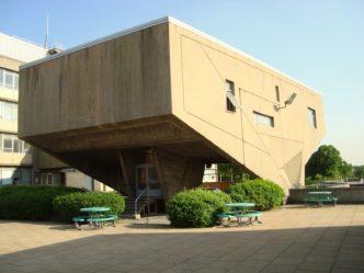 Подвиг инженерного мастерства. Begrisch Hall