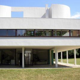 Вилла Савой. История одного дома