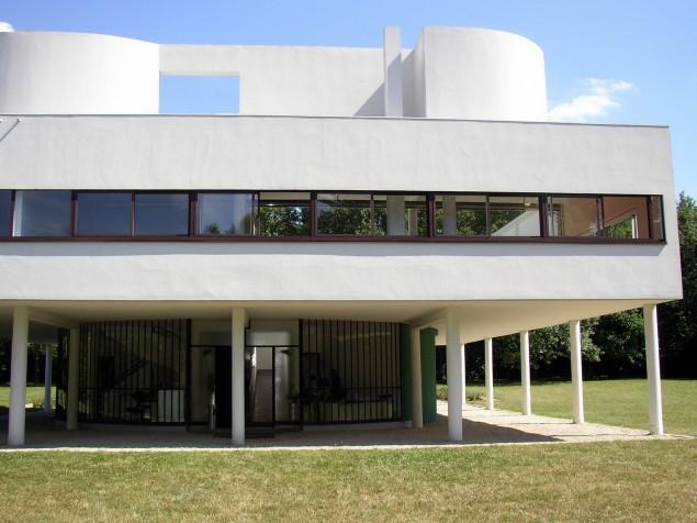 Принцип пяти. Архитектура Ле Корбюзье