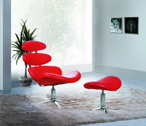 Corona Chair. Вдохновлен солнцем