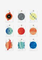 Солнечная система от Nick Barclay