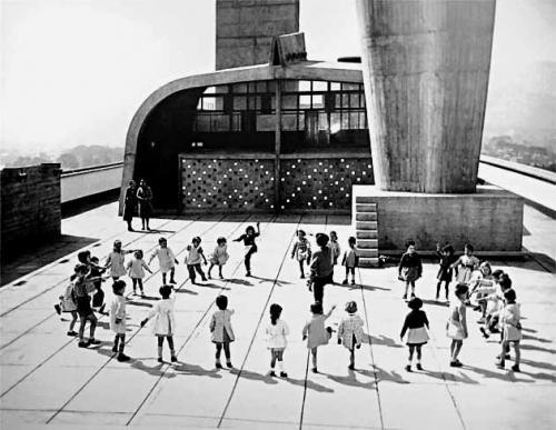 Slet-for-Le-Corbusier-705329_0Город внутри. Жилая единица от Корбюзье   www.probauhaus.ru