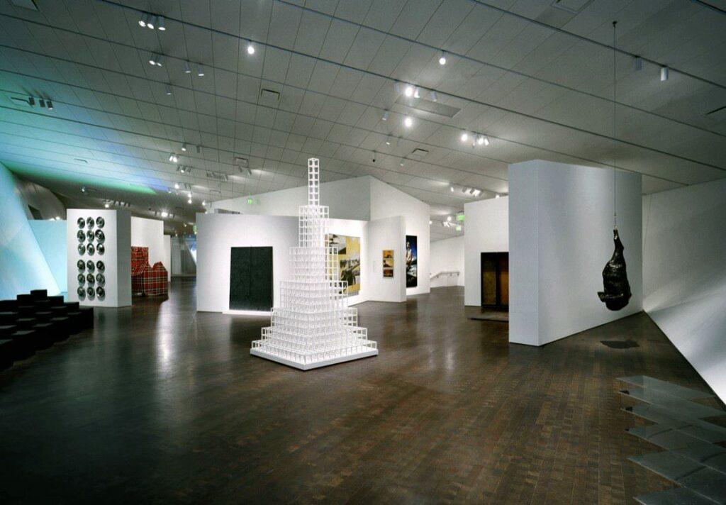 Архитектура как искусство. Denver Art Museum