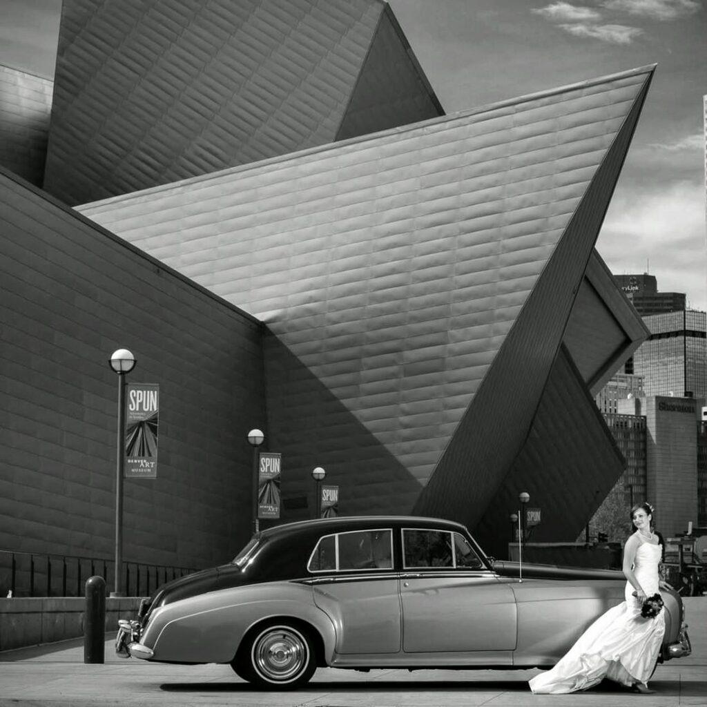 Архитектура как искусство. Denver Art Museum | proBauhaus.ru
