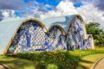 Интерактивная архитектура в Белу-Оризонти, Бразилия