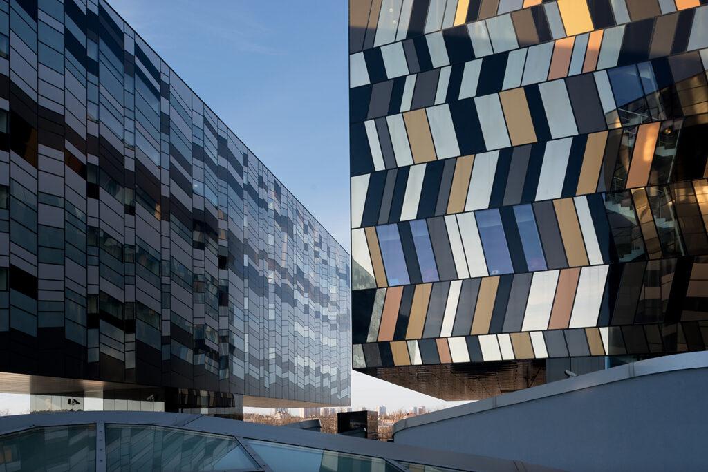 Суперматизм. Архитектура школы «Сколково»