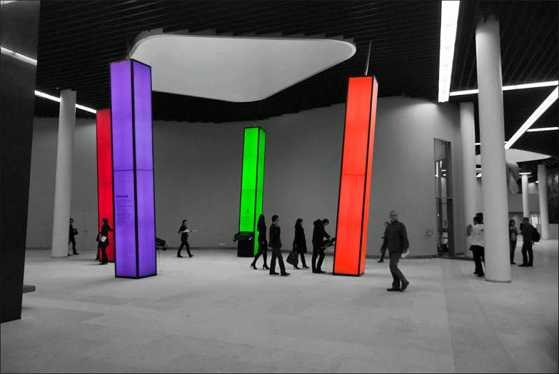 Суперматизм. Архитектура школы «Сколково» || proBauhaus.ru