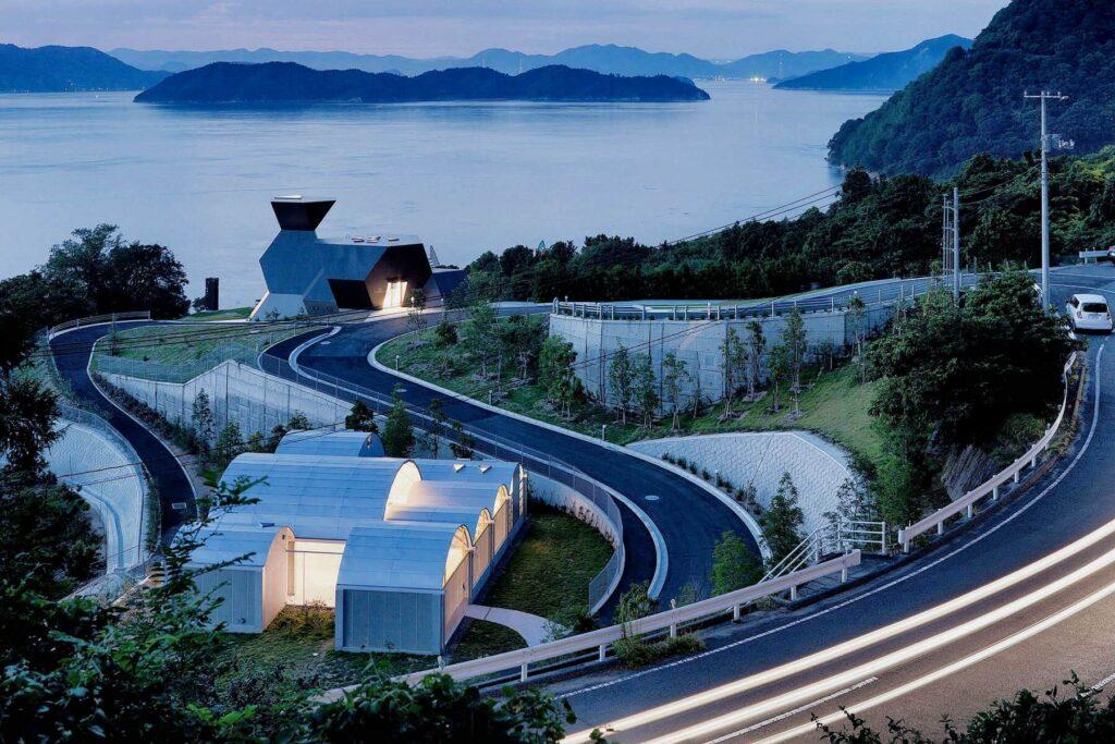 2 здания музея TIMA // Музей Архитектуры Тойо Ито