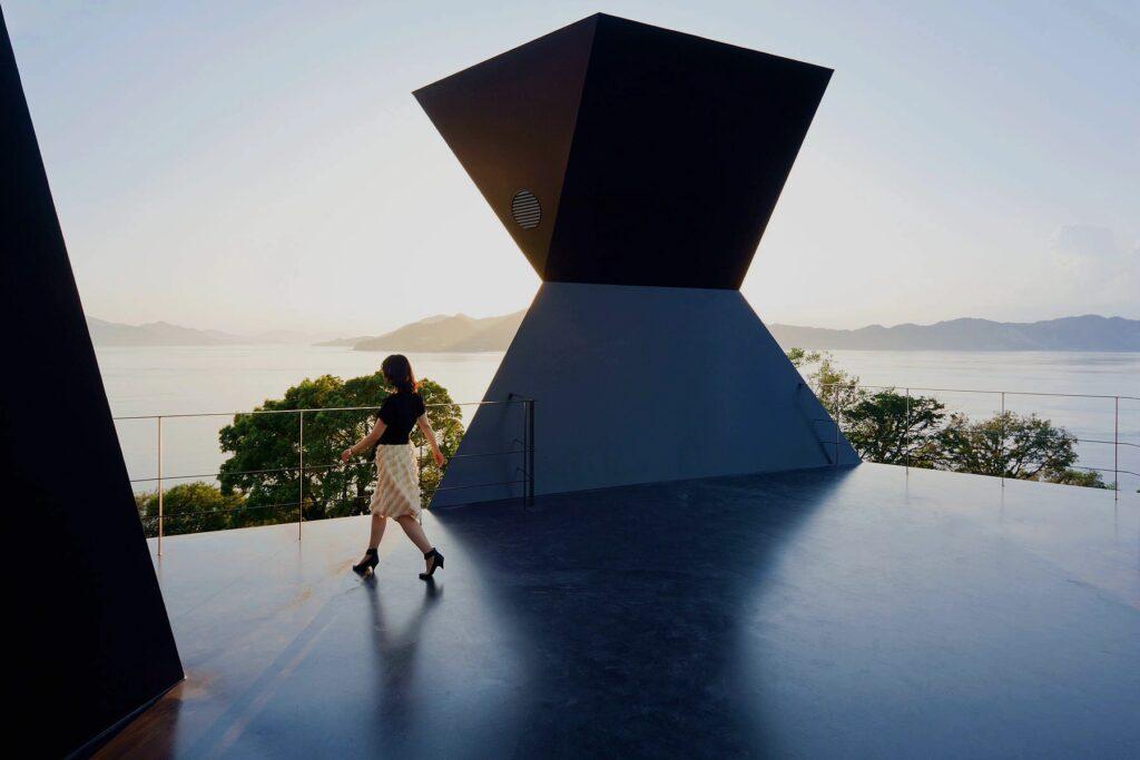 Стальная хижина, часть Музея Архитектуры Тойо Ито